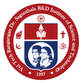 VEL TECH RANGARAJAN DR.SAGUNTHALA R AND D INSTITUTE OF SCIENCE AND TECHNOLOGY