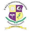 DR.M.G.R. EDUCATIONAL AND RESEARCH INSTITUTE